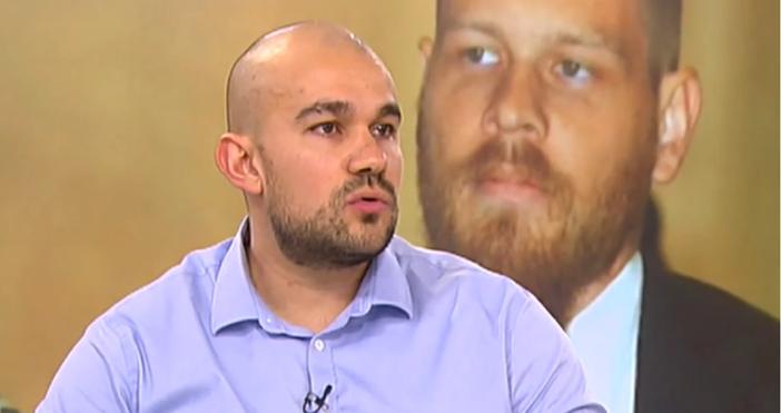 Кадър Нова ТвПриятел на убития студент Андрей Монов обяви, че