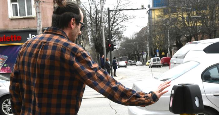 снимки БулфотоНовите безконтактни за пешеходците светофари вече са факт в