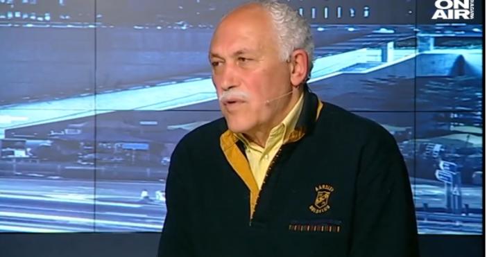 кадър:Bulgaria ON AIRПо думите му