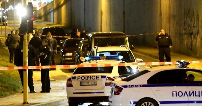 Снимка: БулфотоБНТ разкри нови подробности около вчерашното убийство в София,