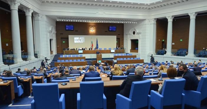 Снимка Булфото, архивДнес става ясен съставът на следващото Народно събрание.