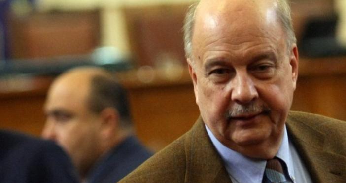 снимка: БулфотоЩе имаме правителство на победените, казаГеорги Марков.