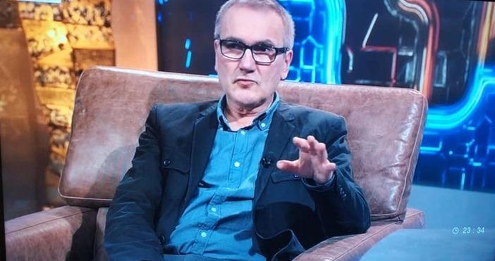 Кадър Телевизия 7/8Иван Бакалов обяви интересно предположение за бъдещото Народно