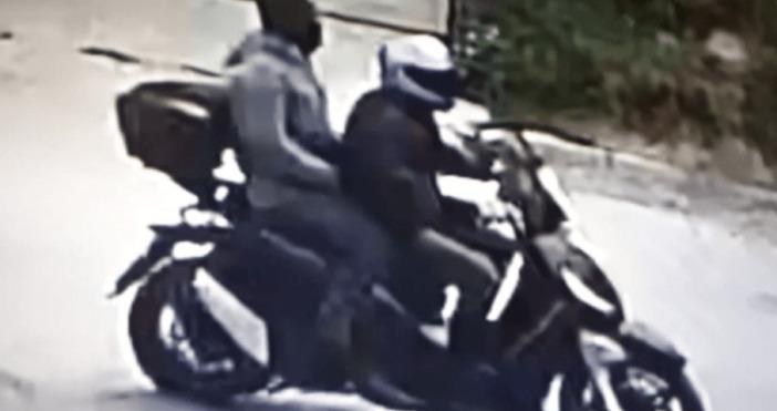 Кадър: lifo.grПубликуваха кадри на предполагаемите убийци на гръцкия разследващ журналист