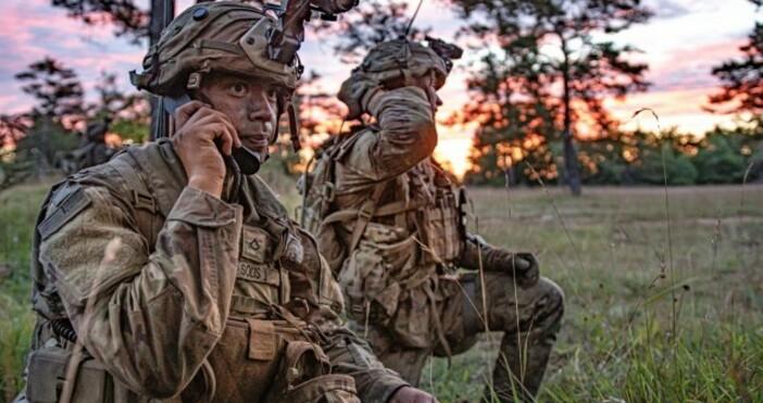 Снимка U.S. Army, ФейсбукСАЩ ще увеличи присъствието си в Европа,
