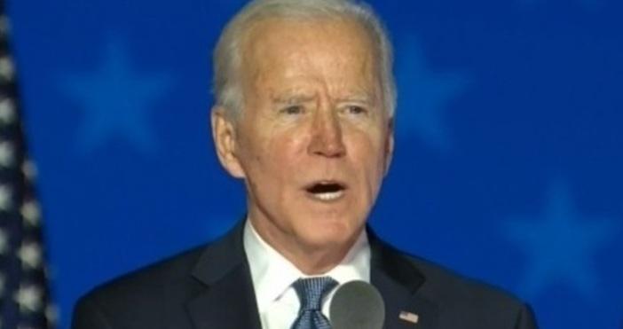 Кадър: БНТАмериканският президент Джо Байдън изпрати писмо до парламента на