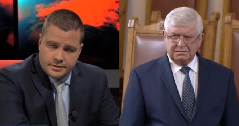 Станислав Балабанов, ИТН: Никога не съм виждал толкова несигурен и уплашен министър