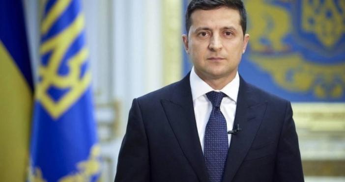 Снимка Президентство на УкрайнаНапрежението по оста Русия - Украйна се