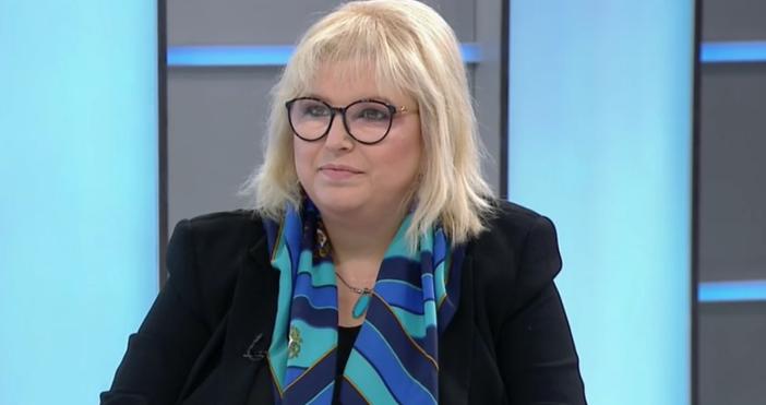 Кадър БНТМария Капон обяви дали би подкрепила БСП за съставяне