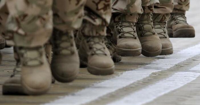 снимка БулфотоВоенните части на САЩ и НАТО започнаха окончателното си