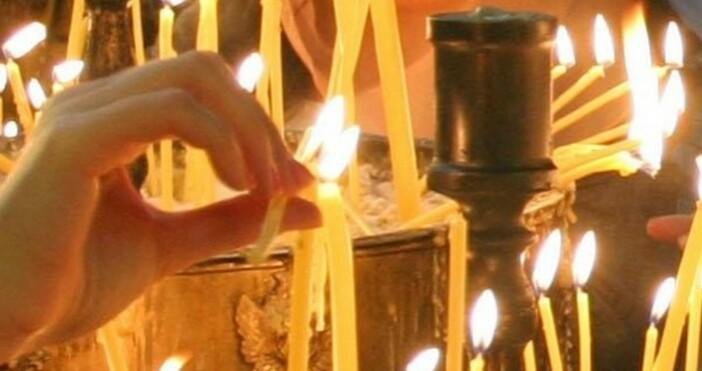 Илюстрация: БулфотоВ дните на Светлата седмица се благославят светиите: в