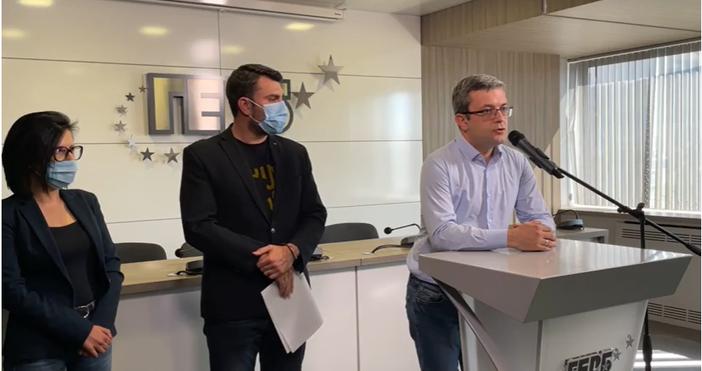Кадър и видео ГЕРБСилен човек в ГЕРБ атакува четири другипартии