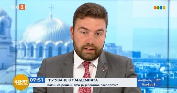 Редактор: ВиолетаНиколаеваe-mail:Здравният експерт Аркади Шарков коментира ваксинационните паспорти в студиото