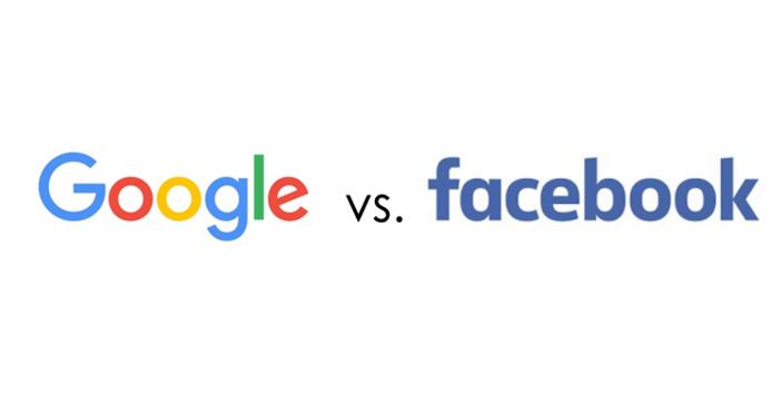 Доскоро много рекламодатели разглеждаха рекламите наGoogle AdWordsиFacebookпо състезателен начин.Дългогодишното съперничество