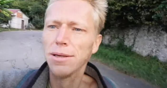 Кадър Youtube, Виталий ВиграновскиРуският блогър Виталий Виграновски почина след 40-дневно