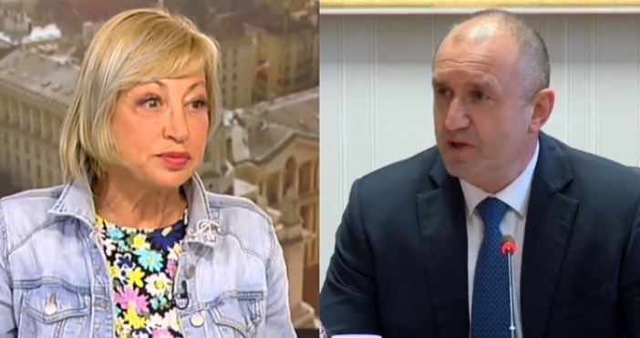 """кадри: Нова телевизия, Фейсбук/Румен РадевРедактор:""""Избрахме си депутати, които не искат"""
