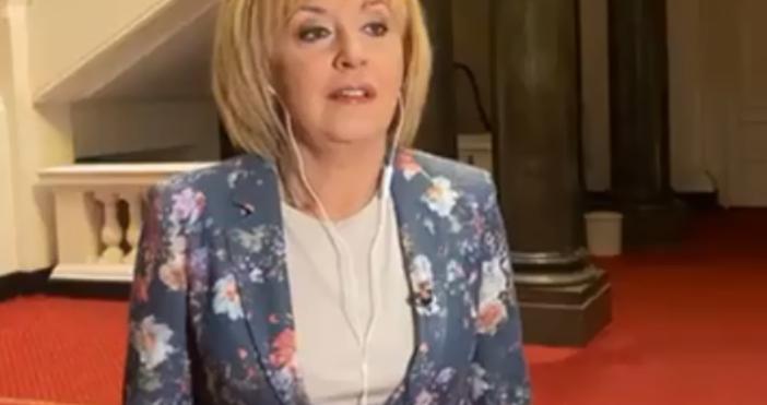 кадър и видео: Мая Манолова, фейсбукСъпредседателят на