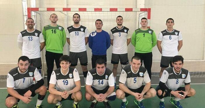 Снимка ХК СпартакХандбалният Спартак завърши на шесто място в