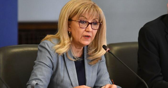 Снимка: БулфотоРегионалният министър Петя Аврамова ще бъде изслушана днес от