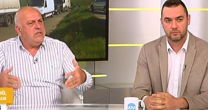 кадър Нова телевизияРедактор:За КАТ всичко започва и свършва със санкциониране
