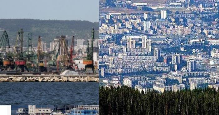 БулфотоУсещането, че Варна не върви добре икономически се засилва.Варнаизостава значително