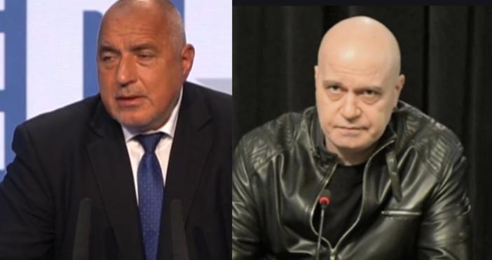 Снимка Булфото, архивБорисов нарече новия политически лидер