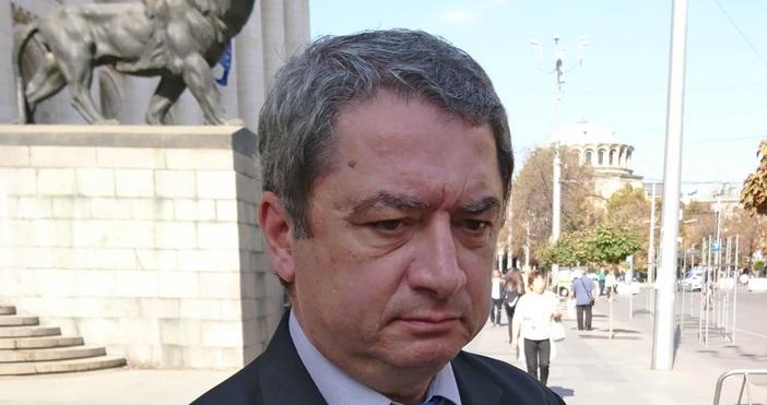 Снимка: БулфотоБившият вътрешен министър Емануил Йорданов смята, че Бойко Рашков