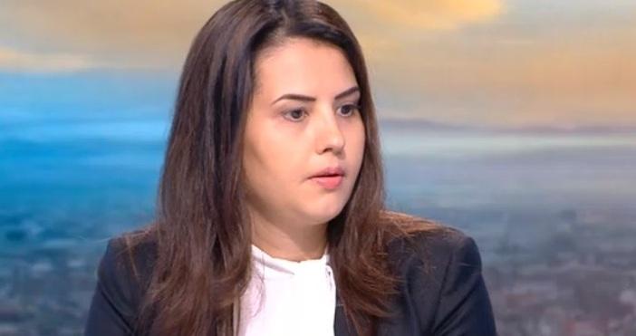 кадърbTVРедактор:Уволнената вчера изпълнителна директорка на Българската агенция по инвестициите Десислава