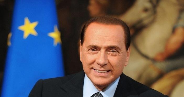 Снимка Фейсбук/Silvio BerlusconiОсемдесет и четири годишният пациент излезе от страничен