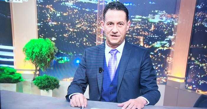 """кадър: 7/8 ТВДнес водещ на """"Вечерното шоу на Слави Трифонов"""""""