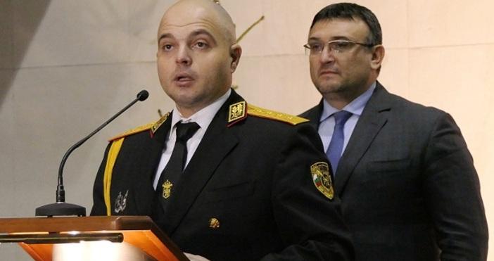Кадър Младен Маринов, ФБЗаедно с Иво Иванов сме вървели нагоре