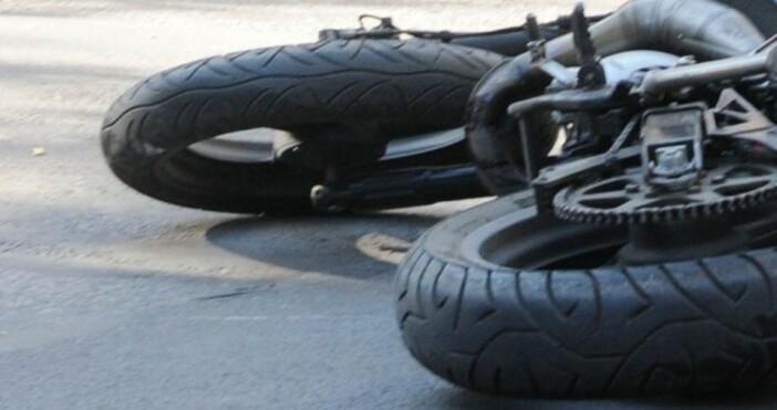 Снимка Булфото, архивПътен инцидент завърши фатално днес. 47-годишен моторист загина