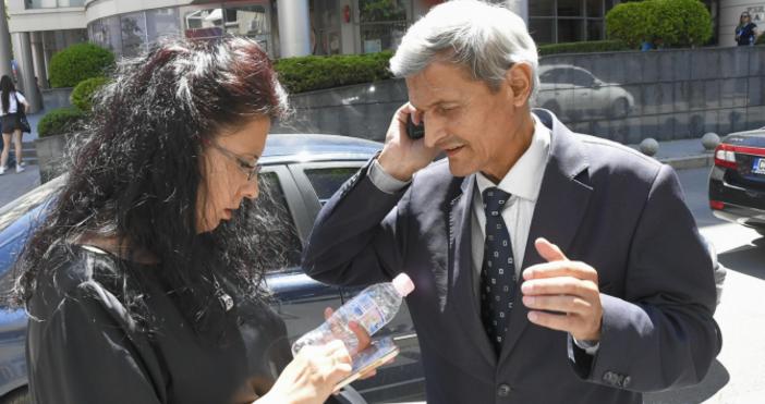 снимка БулфотоСофийският административен съд реши, че арестът наИлия Милушев миналия