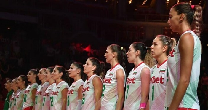 Снимка: CEV.еuМомичетата на Иван Петков надиграха домакинаЖенският национален отбор поволейболнаБългариязаписа