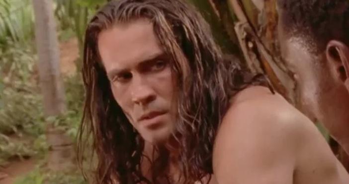Кадър: YouTube, TarzanДжо Лара, който изигра Тарзан, загина в самолетна