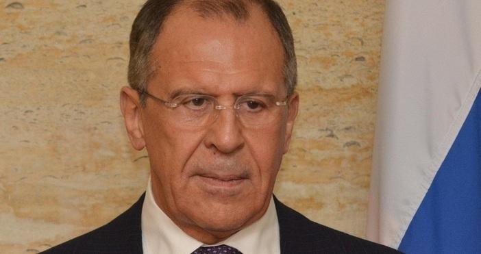 Снимка БулфотоВъншният министър на Русия направи изявление, което ще бъде