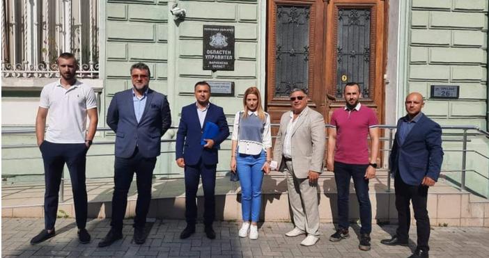 Патриотичната коалиция ВМРО-БНД, ПП