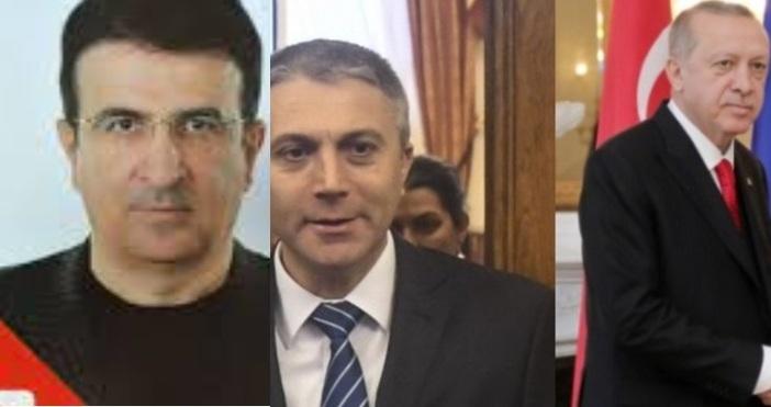 Кадър Булфото и БСППри посещението си в Турция лидерът на