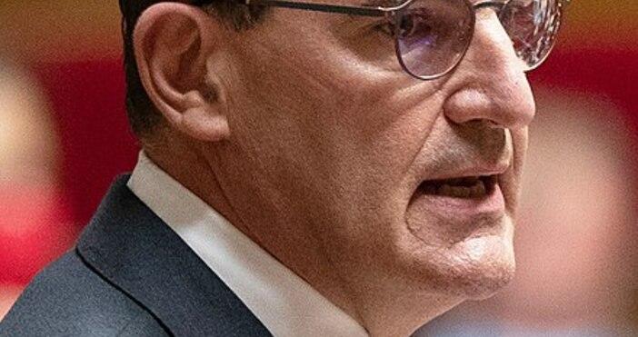 снимка:Florian DAVID, УикипедияСамият той е с отрицателен тест.Френският министър-председател Жан