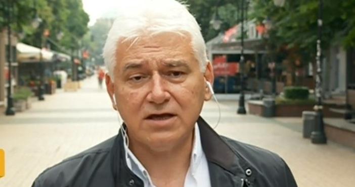 кадър Нова телевизияРедактор:Правителството не трябва да прави списъци на свързаните