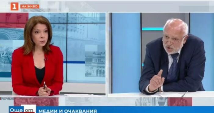 кадър БНТАко БНТ бе европейска телевизия, Кошлуков отдавна е щял