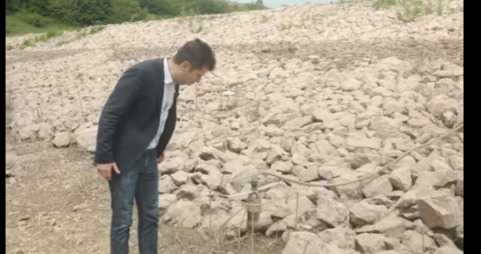 кадър и видео:Самият министър е направил проверка на един от
