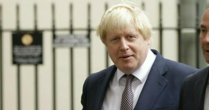 снимка: БулфотоВажни дни пред Джонсън. Предстоят му ключови срещи.Британският премиер