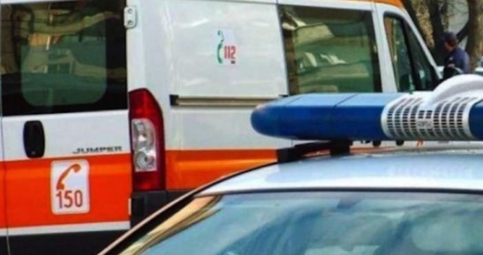 снимка: БулфотоЗа извършване на дейности по разследването на инцидента се