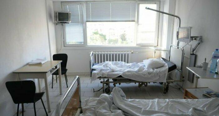 снимка: БулфотоХоспитализираните са2 283, от които246сенамират в интензивното отделение.81 са