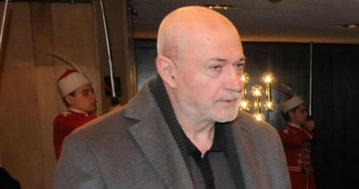 снимка: БулфотоТова написа режисьорътМаксим Генчевв личния си профил във Фейсбук.Mоля