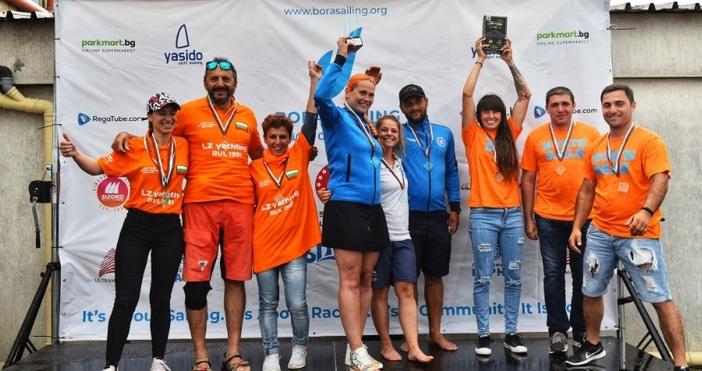 Снимка: BORA Sailing Championship Varna 2021BORA Sailing Championship Varna 2021
