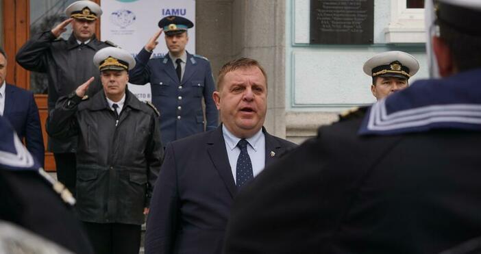 Кадър БулфотоКрасимир Каракачанов вече е с присъда за насаждане на