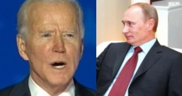 Колаж БНТ, БулфотоАмериканският президент Джо Байдън смени определенията за Путин