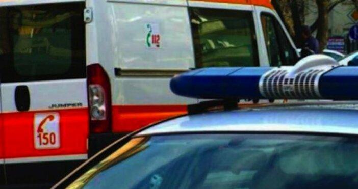 снимка Булфото23-годишен мъж загина на място, а други трима, сред